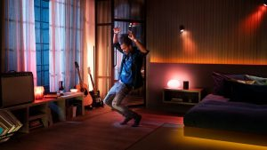 Smart Lights and Smart Music Sync with the Latest Spotify Philips Partnership